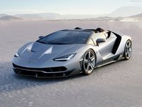 Lamborghini Centenario Roadster 2017 poster