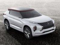 Mitsubishi GT-PHEV Concept 2016 poster