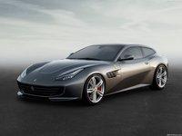 Ferrari GTC4 Lusso 2017 poster