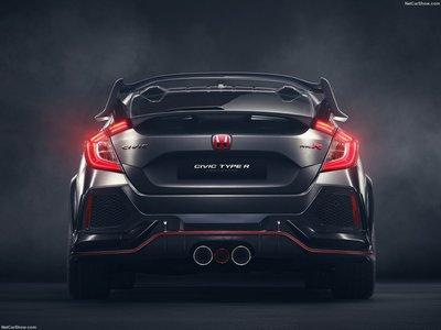 Honda Civic Type R Concept 2016 Poster 1283329