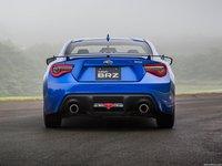 Subaru BRZ 2017 poster