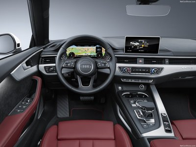 Audi A5 Cabriolet 2017 Poster 1286852