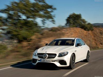 Mercedes Benz E63 Amg 2017 Poster 1288943