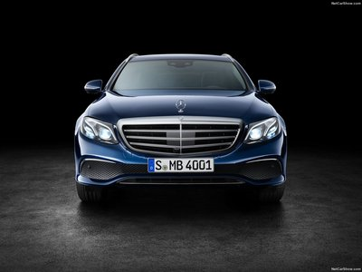 Mercedes benz e class estate 2017 poster 1289758 for Mercedes benz poster