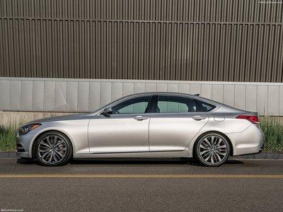 Hyundai Genesis G80 2017 Poster 1290052