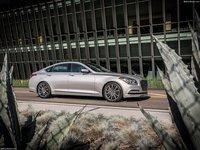 Hyundai Genesis G80 2017 poster