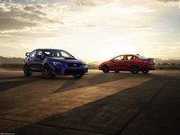 Subaru WRX 2018 poster