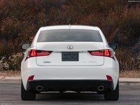 Lexus IS F-Sport [US] 2016 poster
