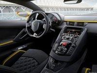 Lamborghini Aventador S 2017 poster