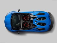 Lamborghini Aventador LP750-4 SV Roadster 2016 poster