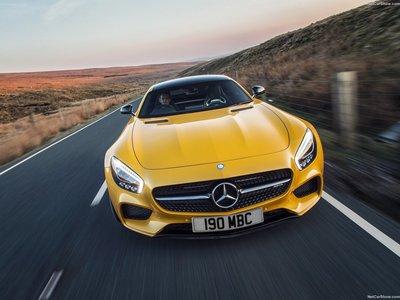 Mercedes-Benz AMG GT S [UK] 2016 poster #1294669 - PrintCarPoster.com