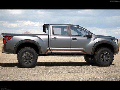 Nissan Titan Warrior Concept 2016 Poster 1296364 Printcarposter