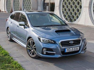 Subaru Levorg 2016 Poster