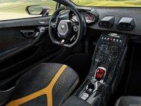 Lamborghini Huracan Performante 2018 poster