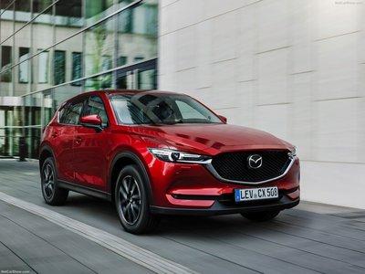 Mazda CX-5 [EU] 2017 poster #1299741 - PrintCarPoster.com