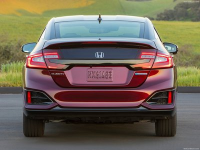 Honda Clarity Fuel Cell 2017 Poster 1299898 Printcarposter