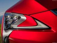 Lexus LC 500 2018 poster