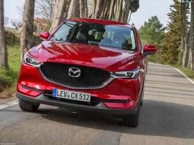 Mazda CX-5 [EU] 2017 poster #1300670 - PrintCarPoster.com