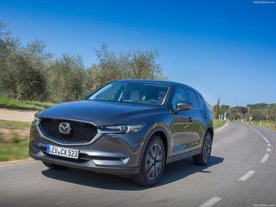 Mazda CX-5 [EU] 2017 poster #1300699 - PrintCarPoster.com