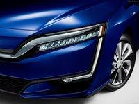 Honda Clarity Electric 2017 poster