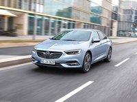 Opel Insignia Grand Sport 2017 poster