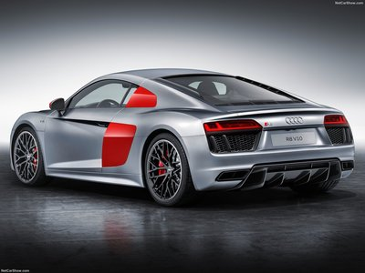 Audi R8 Coupe Sport Edition 2017 Poster 1302789