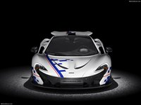 McLaren P1 Prost 2015 poster