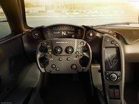 McLaren P1 GTR 2015 poster