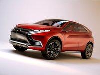 Mitsubishi XR-PHEV II Concept 2015 poster