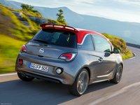 Opel Adam S 2015 poster
