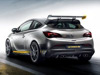 Opel Astra OPC Extreme 2015 poster