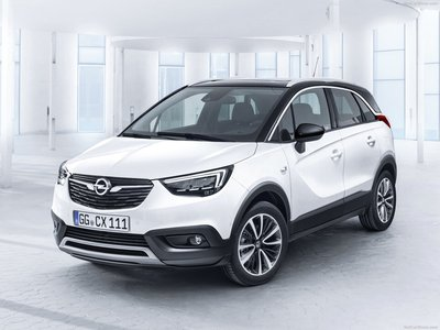 opel crossland x 2018 poster 1308099. Black Bedroom Furniture Sets. Home Design Ideas