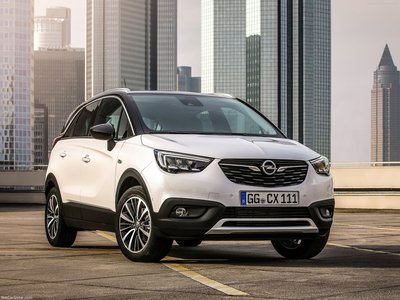 opel crossland x 2018 poster 1308142. Black Bedroom Furniture Sets. Home Design Ideas