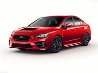 Subaru WRX 2015 poster