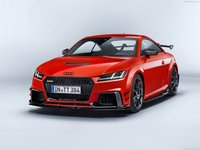Audi TT RS performance parts 2017 poster