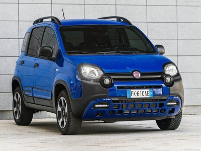 fiat panda city cross 2017 poster 1314332. Black Bedroom Furniture Sets. Home Design Ideas