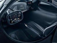 Aston Martin Valkyrie 2018 poster
