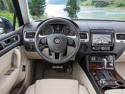Volkswagen Touareg 2015 poster #1316322