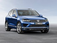 Volkswagen Touareg 2015 #1316323 poster