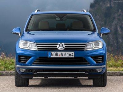 Volkswagen Touareg 2015 poster #1316353