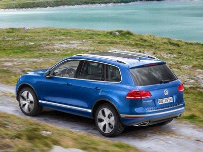 Volkswagen Touareg 2015 poster #1316373