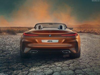 Bmw Z4 2017 >> Bmw Z4 Concept 2017 Poster