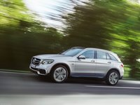 Mercedes-Benz GLC F-Cell Concept 2017 poster