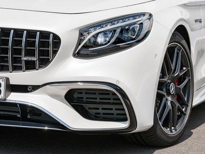 Mercedes-Benz S63 AMG Cabriolet 2018 poster #1320639 ...