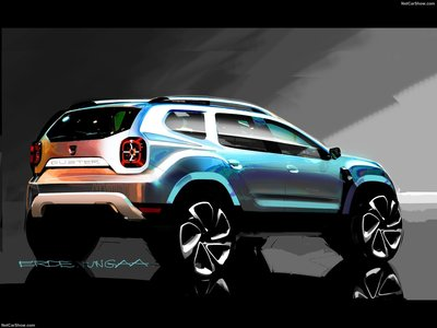 Dacia duster 2018 poster 1321010 for Interieur nouveau duster 2018