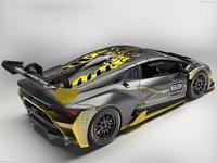 Lamborghini Huracan Super Trofeo Evo Racecar 2018 poster