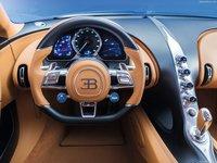 Bugatti Chiron 2017 poster