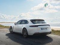 Porsche Panamera Turbo S E-Hybrid Sport Turismo 2018 poster