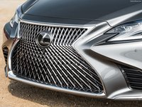 Lexus LS 500 2018 poster