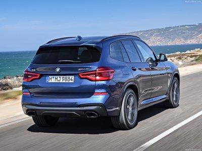 BMW X3 M40i 2018 Poster 1325917